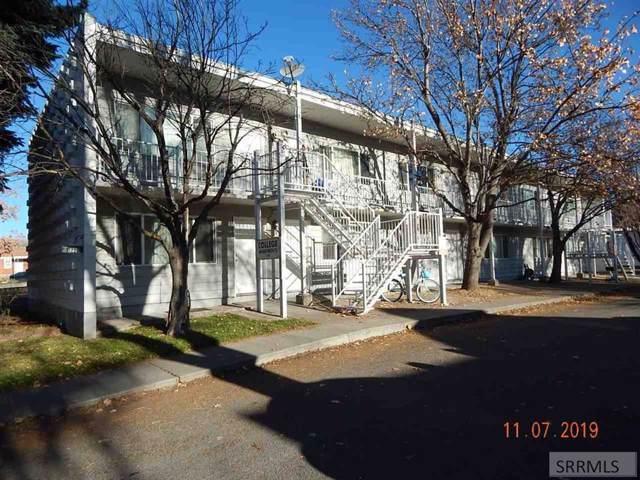 1220 S 4 E #11, Pocatello, ID 83201 (MLS #2126275) :: Silvercreek Realty Group