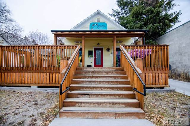 335 E 1st Street, Idaho Falls, ID 83401 (MLS #2126674) :: The Group Real Estate