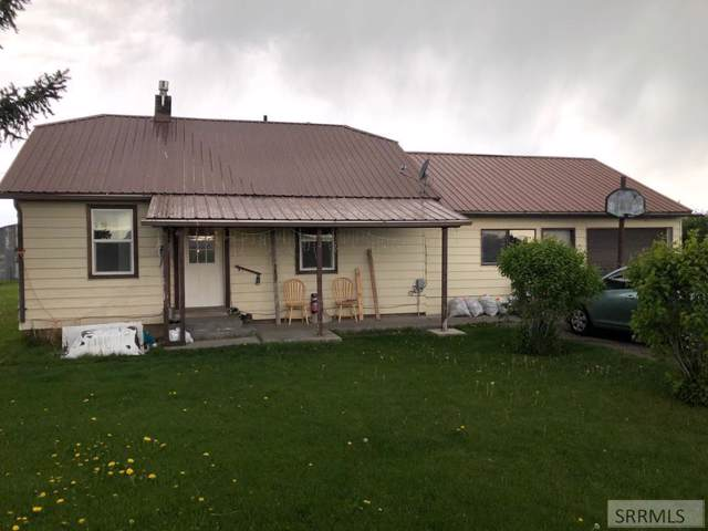 51 N 4500 E, Rigby, ID 83442 (MLS #2126855) :: Team One Group Real Estate