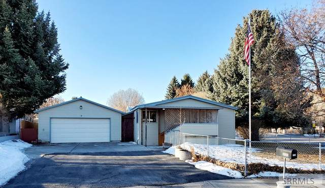 2123 Evans Avenue, Idaho Falls, ID 83402 (MLS #2127269) :: Team One Group Real Estate