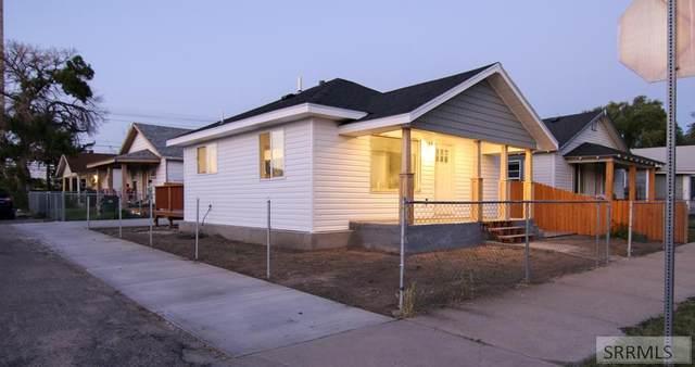 1056 N Harrison Avenue, Pocatello, ID 83204 (MLS #2127965) :: The Group Real Estate