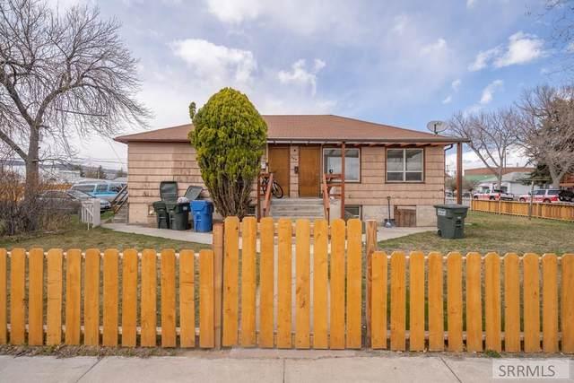 344 E Whitman, Pocatello, ID 83201 (MLS #2128390) :: Team One Group Real Estate