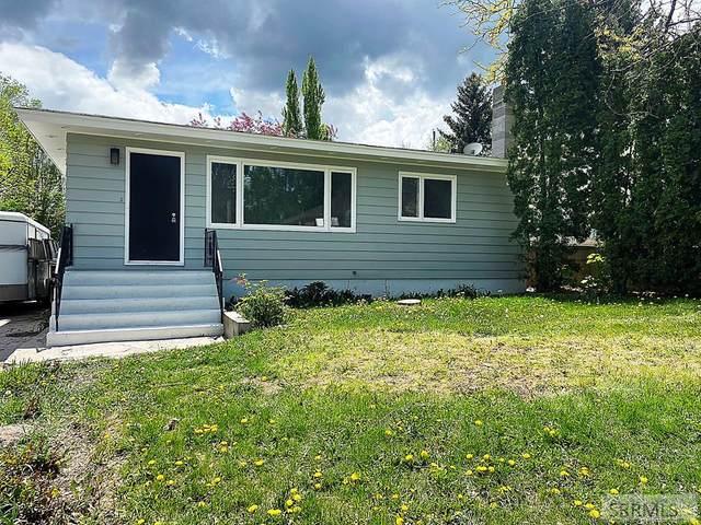 237 Cottonwood Avenue, Pocatello, ID 83202 (MLS #2129350) :: Team One Group Real Estate