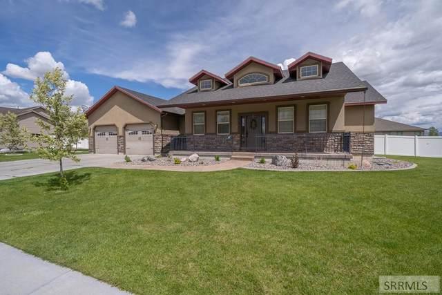 2902 N Von Elm Drive, Blackfoot, ID 83221 (MLS #2129389) :: Team One Group Real Estate