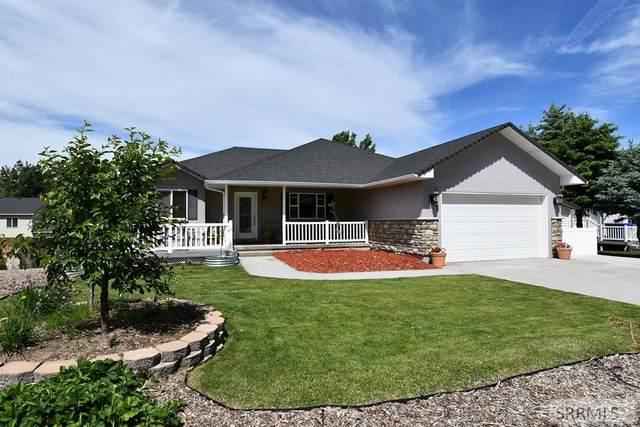 1010 Hillview Drive, Rexburg, ID 83442 (MLS #2129890) :: Silvercreek Realty Group
