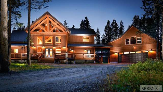 3607 Bills Loop South Road, Island Park, ID 83429 (MLS #2130190) :: The Group Real Estate