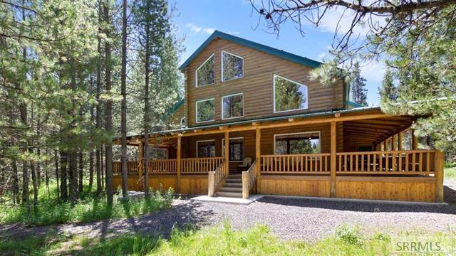 3305 Lariat Road, Island Park, ID 83429 (MLS #2130463) :: Silvercreek Realty Group