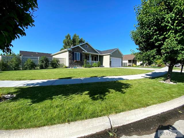 777 Poplar Circle, Rexburg, ID 83440 (MLS #2130625) :: The Group Real Estate