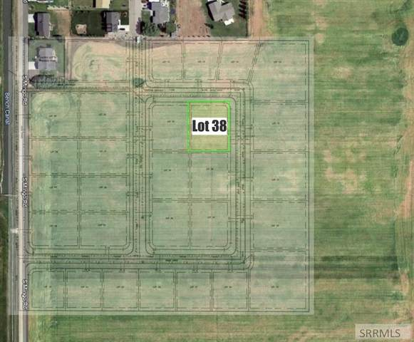 Lot 38 Diane Dr, Grace, ID 83241 (MLS #2130885) :: Team One Group Real Estate