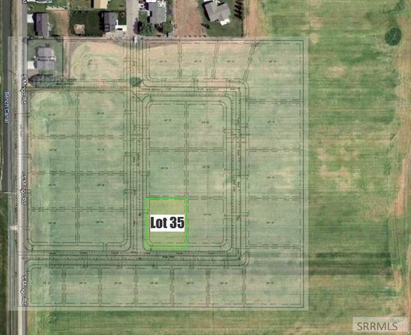 Lot 35 Merrill Way, Grace, ID 83241 (MLS #2130890) :: Team One Group Real Estate