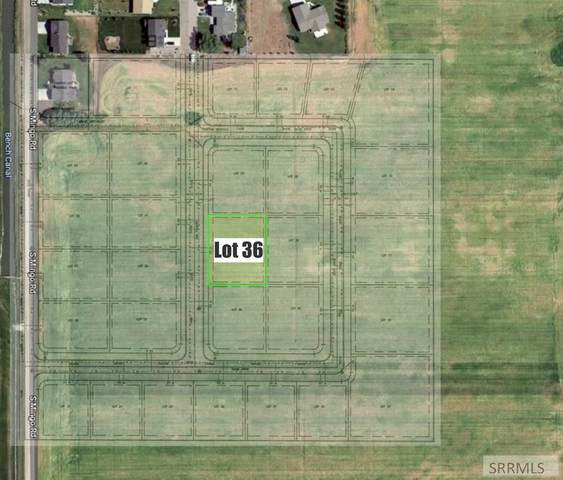 Lot 36 Merrill Way, Grace, ID 83241 (MLS #2130891) :: Team One Group Real Estate