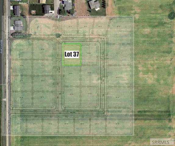 Lot 37 Merrill Way, Grace, ID 83241 (MLS #2130892) :: Team One Group Real Estate