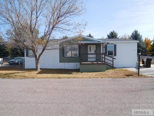 448 W Hwy 26 #43, Blackfoot, ID 83221 (MLS #2132345) :: The Perfect Home