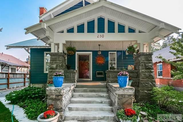 250 11th Street, Idaho Falls, ID 83404 (MLS #2132352) :: Silvercreek Realty Group