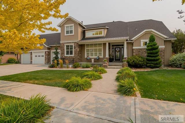 6020 Gleneagles Drive, Idaho Falls, ID 83401 (MLS #2132362) :: Silvercreek Realty Group