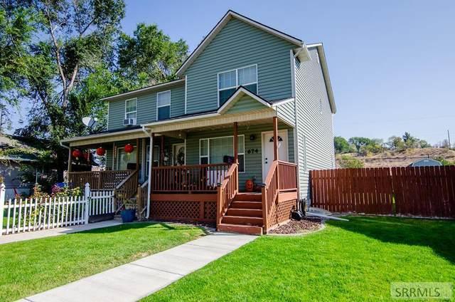 674 Randolph Avenue, Pocatello, ID 83201 (MLS #2132680) :: Silvercreek Realty Group