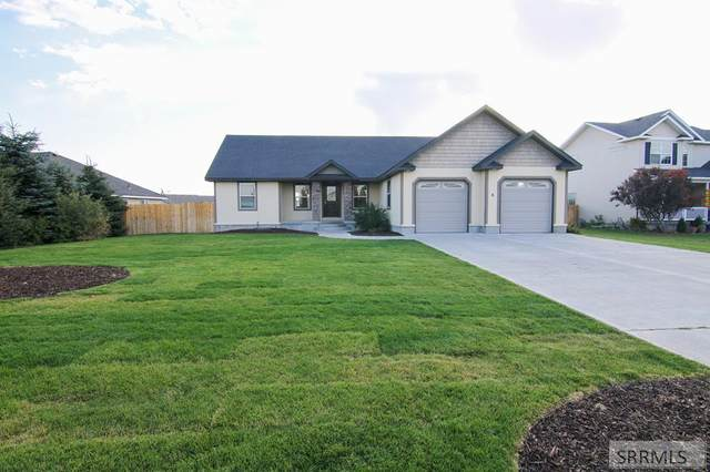 8 N Currant Lane, Rigby, ID 83442 (MLS #2132776) :: Team One Group Real Estate