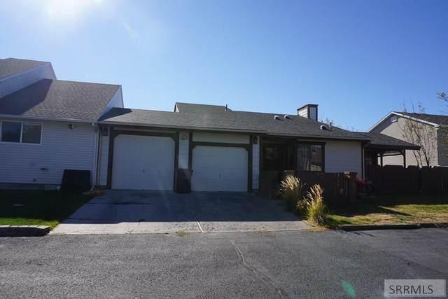 2184 Pend Oreille Circle, Idaho Falls, ID 83404 (MLS #2132995) :: Silvercreek Realty Group