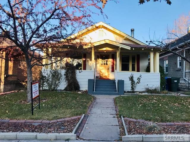 624 S 6th Street, Pocatello, ID 83201 (MLS #2133477) :: The Perfect Home