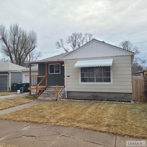 445 N 12th Avenue, Pocatello, ID 83201 (MLS #2134159) :: Team One Group Real Estate