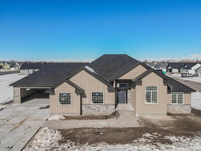 3913 Rocky Mountain Drive, Ammon, ID 83406 (MLS #2134584) :: The Perfect Home