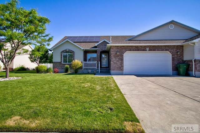 268 Autumnwood Drive, Rigby, ID 83442 (MLS #2135028) :: Team One Group Real Estate