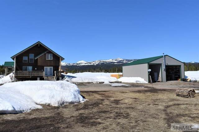 4016 Aiden Court, Island Park, ID 83429 (MLS #2135695) :: The Perfect Home