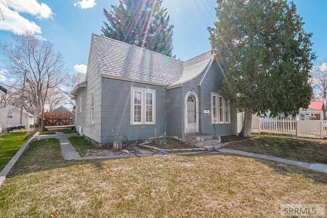 182 7th Street, Idaho Falls, ID 83401 (MLS #2135703) :: Silvercreek Realty Group