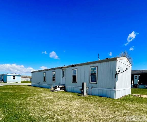 387 Airport Road #41, Rexburg, ID 83440 (MLS #2136062) :: The Perfect Home