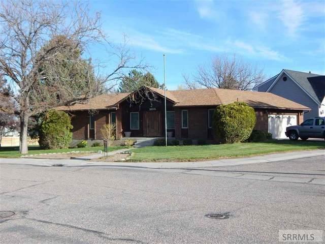 1605 Sundance Drive, Pocatello, ID 83201 (MLS #2136183) :: Silvercreek Realty Group