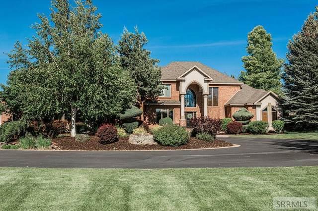 4543 S Mccowin Lane, Idaho Falls, ID 83406 (MLS #2136357) :: The Perfect Home