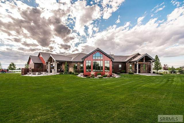 1067 E 1435 N, Shelley, ID 83274 (MLS #2136791) :: Team One Group Real Estate