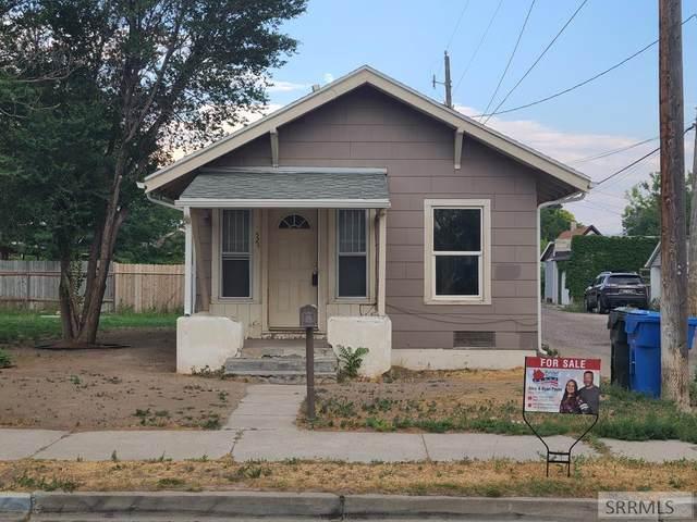 525 W Greeley, Pocatello, ID 83204 (MLS #2136799) :: Team One Group Real Estate