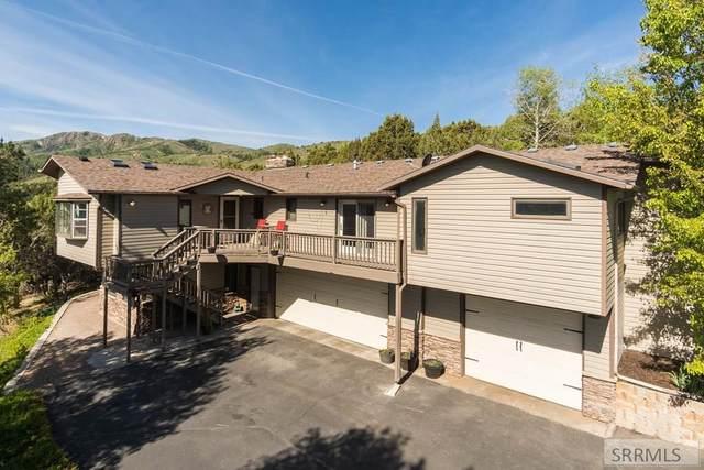 9536 Katie Mountain Road, Pocatello, ID 83204 (MLS #2137042) :: Silvercreek Realty Group