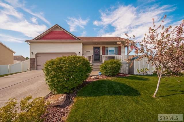 3665 Silverstone Drive, Idaho Falls, ID 83401 (MLS #2137378) :: Team One Group Real Estate