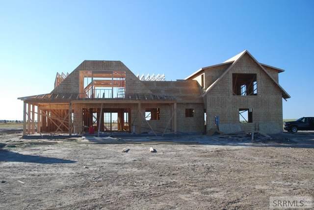 L18B1 River Rim Ranch Road, Tetonia, ID 83452 (MLS #2137534) :: Team One Group Real Estate