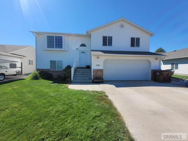1025 Home Run Street, Chubbuck, ID 83202 (MLS #2137658) :: Team One Group Real Estate