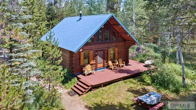 3766 Mangy Moose, Island Park, ID 83429 (MLS #2137817) :: The Perfect Home