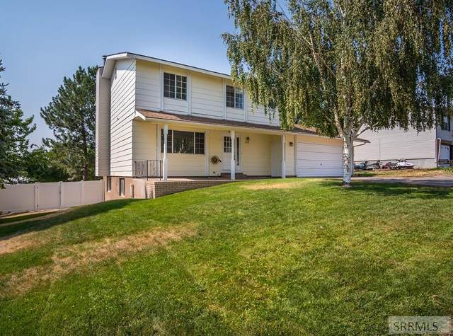 2770 Caribou Way, Pocatello, ID 83201 (MLS #2138009) :: Team One Group Real Estate