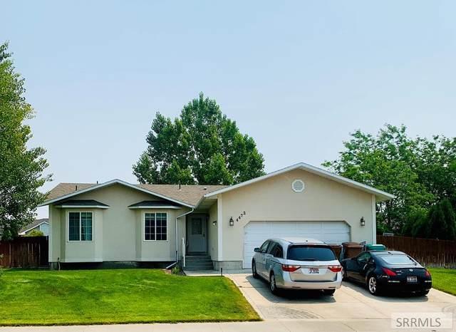 4472 Teewinot, Pocatello, ID 83202 (MLS #2138046) :: The Perfect Home