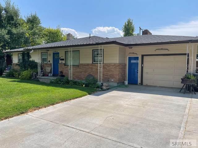 1801 Whitney Street, Idaho Falls, ID 83402 (MLS #2138111) :: Silvercreek Realty Group