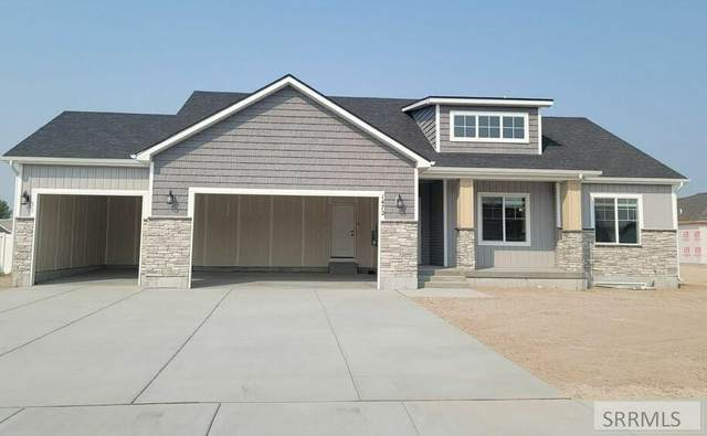 1472 N 825 E, Shelley, ID 83274 (MLS #2138180) :: Team One Group Real Estate