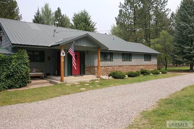 8 Granite Mountain Road, GIBBONSVILLE, ID 83463 (MLS #2138350) :: The Perfect Home