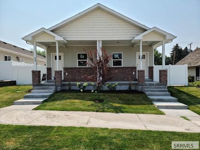 259 W 20th Street, Idaho Falls, ID 83402 (MLS #2138392) :: Silvercreek Realty Group
