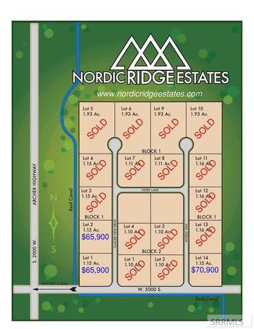 Lot 1 Glacier View Drive, Rexburg, ID 83440 (MLS #2138669) :: The Perfect Home