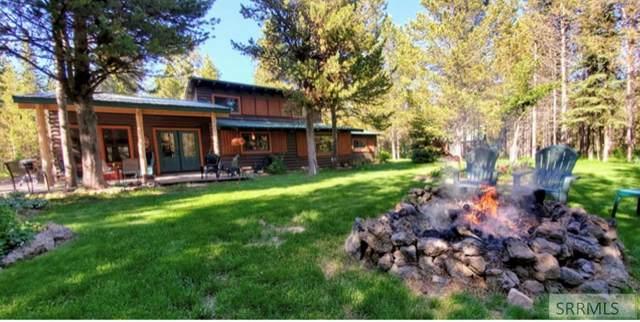 3787 Homestead Drive, Island Park, ID 83429 (MLS #2138775) :: The Perfect Home