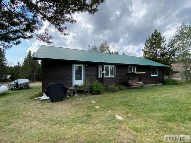 4179 N Big Springs Loop Road, Island Park, ID 83429 (MLS #2139512) :: Team One Group Real Estate