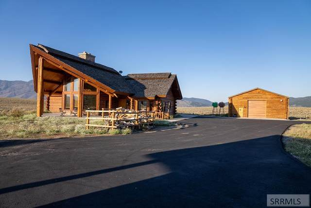 3755 Fisher Pointe Drive, Island Park, ID 83429 (MLS #2139523) :: Team One Group Real Estate
