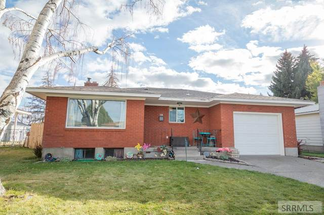 730 E 16th Street, Idaho Falls, ID 83404 (MLS #2140282) :: Team One Group Real Estate