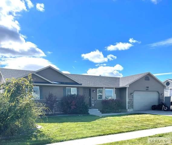 3890 Vision Drive, Idaho Falls, ID 83401 (MLS #2140396) :: Team One Group Real Estate
